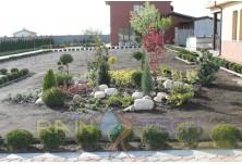 Частна градина гр. Варна