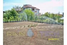 Частна градина кв. Галата, гр.Варна
